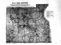 May Township, Idlewylde, Maring MIlls, Washington County 1912